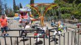 מתקן לונה פארק קרוסלת שרשרת